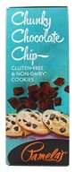 Pamela's Products - Gourmet All Natural Cookies Gluten Free Chunky Chocolate Chip - 7.25 oz. (093709100706)