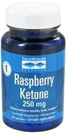 Trace Minerals Research - Raspberry Ketones 250 mg. - 30 Capsules, from category: Diet & Weight Loss