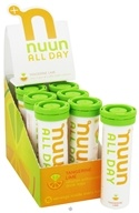 Nuun - All Day Hydration Vitamin Enhanced Drink Tabs Tangerine Lime - 15 Tablets by Nuun