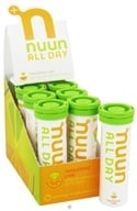 Nuun - All Day Hydration Vitamin Enhanced Drink Tabs Tangerine Lime - 15 Tablets - $5.99