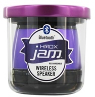 HoMedics - HMDX Jam Bluetooth Wireless Portable Speaker HX-P230 Purple Grape - CLEARANCE PRICED by HoMedics