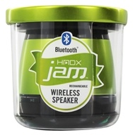 HoMedics - HMDX Jam Bluetooth Wireless Portable Speaker HX-P230 Green Apple - CLEARANCE PRICED