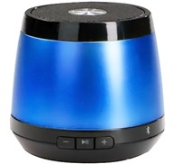 Image of HoMedics - HMDX Jam Bluetooth Wireless Portable Speaker HX-P230 Blueberry - CLEARANCE PRICED