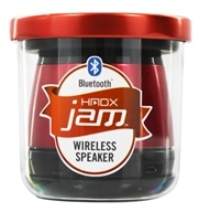 Image of HoMedics - HMDX Jam Bluetooth Wireless Portable Speaker HX-P230 Strawberry - CLEARANCE PRICED