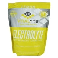 Vitalyte - Electrolyte Replacement Drink Mix Lemon - 80 Servings - 35 oz., from category: Sports Nutrition