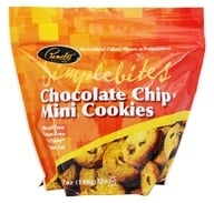 Pamela's Products - Simple Bites Gluten-Free Mini Cookies Chocolate Chip - 7 oz.