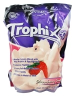 Syntrax - Trophix 5.0 Micellar Casein Blend Strawberry Smoothie - 5 lbs. by Syntrax