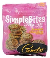 Pamela's Products - Simple Bites Gluten Free Mini Cookies Extreme Chocolate - 7 oz.