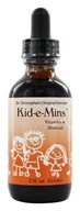 Image of Dr. Christopher's Original Formulas - Kid-e-Mins Vitamins & Minerals Extract - 2 oz.