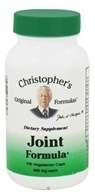 Dr. Christopher's Original Formulas - Joint Formula 460 mg. - 100 Vegetarian Capsules