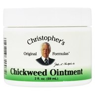 Dr. Christopher's Original Formulas - Itch Ointment - 2 oz. (084783340072)