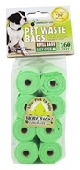 Green 'N' Pack Eco Friendly Bags - Dog Poo Bags 60 Day Pack - 160 Bags, from category: Pet Care