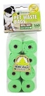 Green 'N' Pack Eco Friendly Bags - Dog Poo Bags 60 Day Pack - 160 Bags by Green 'N' Pack Eco Friendly Bags
