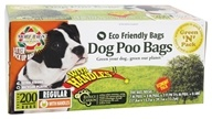 Green 'N' Pack Eco Friendly Bags - Dog Poo Bags 90 Day Pack Value Pack - 200 Bags