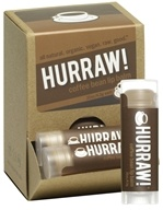 Image of Hurraw Balm LLC - Lip Balm Coffee Bean - 0.15 oz. CLEARANCE PRICED