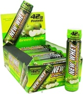 IDS Sports - New Whey Liquid Protein 42g Green Apple - 3.8 oz.