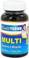 Carlson Labs - Multi Vitamins and Minerals for Teens - 90 Tablets, from category: Vitamins & Minerals