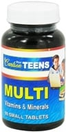 Carlson Labs - Multi Vitamins and Minerals for Teens - 90 Tablets