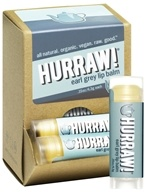 Hurraw Balm LLC - Lip Balm Earl Grey - 0.15 oz. (837654700686)