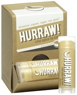 Image of Hurraw Balm LLC - Lip Balm Chai Spice - 0.15 oz. CLEARANCE PRICED