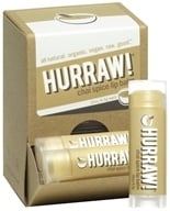 Hurraw Balm LLC - Lip Balm Chai Spice - 0.15 oz. CLEARANCE PRICED (837654700648)