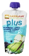 HappyBaby - Happy Tot Plus Blueberry, Apple, Purple Carrot - 4.22 oz.
