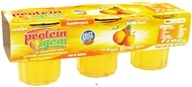 Image of Protica Nutritional Research - Protein Gem Gelatin Snack 3 Pack Orange Pineapple - 18 oz.
