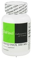 DaVinci Laboratories - Ubiquinol 100 mg. - 30 Softgels