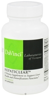 Image of DaVinci Laboratories - Hepaticlear - 60 Vegetarian Capsules CLEARANCE PRICED