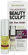 Biotech Corporation - DermaSilk Collagen Boost Beauty Sculpt Instant Facial Contouring Serum - 0.5 oz. - $16.16