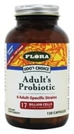 Flora - Udo's Choice Adult's Probiotic - 120 Capsules (061998619629)