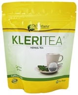 DrNatura - Kleritea Herbal Tea Caffeine-Free - 30 Tea Bags, from category: Teas