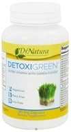 DrNatura - DetoxiGreen Super-Vitamin With Green Foods - 90 Vegetarian Capsules