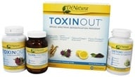 Image of DrNatura - Toxinout Broad-Spectrum Detoxification 30 Day Program