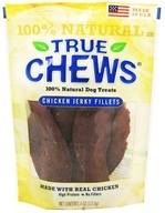 Image of True Chews - Chicken Jerky Fillets Dog Treats - 4 oz.