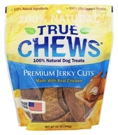 True Chews - Chicken Jerky Fillets Dog Treats - 12 oz., from category: Pet Care
