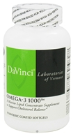DaVinci Laboratories - Omega-3 1000 mg. - 90 Enteric Coated Softgels, from category: Professional Supplements