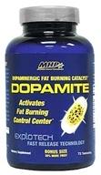 Image of MHP - Dopamite Dopaminergic Fat Burning Catalyst - Bonus Size 20% More Free - 72 Tablets