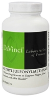 Image of DaVinci Laboratories - Methylsulfonylmethane 1000 mg. - 180 Tablets