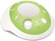 HoMedics - myBaby SoundSpa Portable MYB-S200, from category: Health Aids