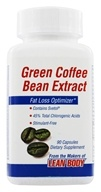 Labrada - Green Coffee Bean Extract 1050 mg. - 60 Capsules by Labrada