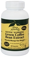 EuroPharma - Terry Naturally Svetol Slimming Green Coffee Bean Extract 200 mg. - 60 Capsules (367703224066)