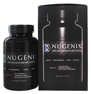 Nugenix - Natural Testosterone Booster - 90 Capsules
