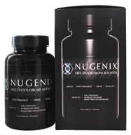 Nugenix - Free Testosterone Booster - 90 Capsules