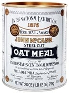 Image of McCann's - Irish Oatmeal Steel Cut Tin - 28 oz.