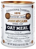 McCann's - Irish Oatmeal Steel Cut Tin - 28 oz. by McCann's