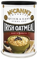 Image of McCann's - Irish Oatmeal Quick & Easy Steel Cut - 24 oz.
