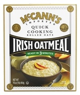 McCann's - Irish Oatmeal Quick Cooking Rolled Oats - 16 oz. (072463000217)