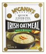 McCann's - Irish Oatmeal Quick Cooking Rolled Oats - 16 oz. by McCann's