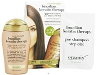 Organix - Ever Straight Brazilian Keratin Therapy 30 Day Smoothing Treatment - $13.99